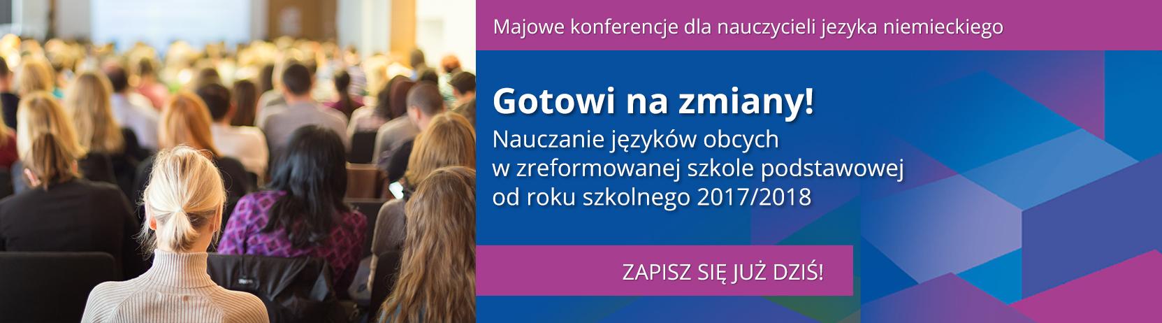 Konferencje dla nauczycieli języków obcych
